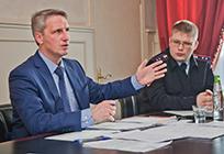 ВОдинцовском районе создадут Комплексную систему экстренного оповещения населения