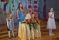 Гимназия ОГУ отметила седьмой день рождения
