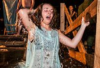 Свыше 5тысяч человек приняли участие вкрещенских купаниях