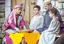 Гостями Рождественской елки вОдинцово стали свыше 1000 детей