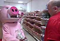 «Хрюши против» обнаружили вмагазине вОдинцово просроченную продукцию