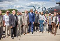 Одинцовские ветераны стали гостями масштабного форума «Армия-2015»