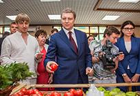 Два павильона-шале «Крымского подворья» откроются вОдинцово