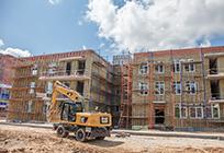 Строительство детского сада вшестом микрорайоне Одинцово закончится всентябре