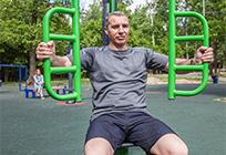 ВСпортивном парке отдыха Одинцово заработал фитнес-клуб подоткрытым небом