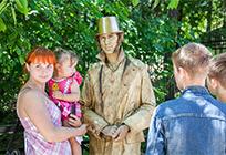 Свыше 30тысяч человек посетили 40-й Всероссийский Пушкинский праздник вдеревне Захарово