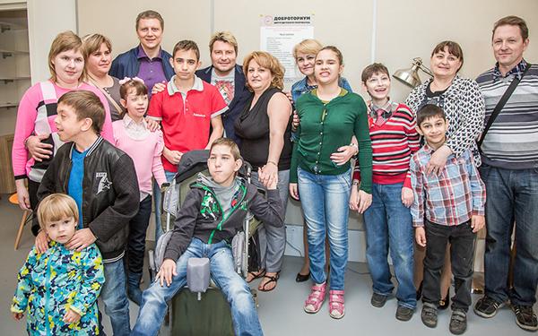 В Одинцово пройдет фестиваль для родителей детей с ограниченными возможностями здоровья