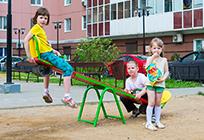 Почти 550 современных детских площадок находится натерритории Одинцовского района