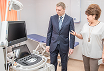 Три онкологических кабинета откроются осенью вфилиале одинцовской поликлиники №2