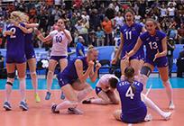 Молодежная сборная России поволейболу завоевала «серебро» Чемпионата мира вМексике
