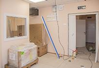 Врамках реализации госпрограммы в2018 году вОдинцовском районе завершат ремонт 6медучреждений