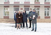 Одинцовские молодогвардейцы проверили готовность избирательных участков