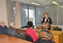 Одинцовские сторонники партии провели рабочую встречу сруководителями иактивом общественных организаций