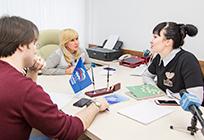 Депутат Государственной думы РФ Оксана Пушкина провела личный прием граждан