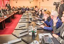 Первое вновом году заседание районного Совета депутатов прошло вОдинцово