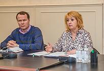 Глава Одинцовского района провел личный прием жителей