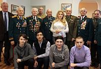 Одинцовские сторонники дали старт акции «Герои навсегда»