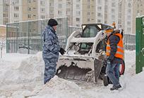 Коммунальные службы Одинцовского района продолжают работать вусиленном режиме
