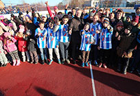 В2018 году вОдинцовском районе возвели 2спортивные площадки погубернаторской программе