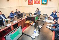 Готовность коммунальных служб кзимнему периоду обсудили насовещании вОдинцово