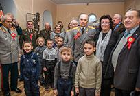 Ветераны рассказали школьникам обистории Одинцовского района