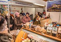 Более 5000 человек посетило ярмарку «Покупайте отечественное» вОдинцово
