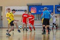 Открытый турнир помини-футболу среди учащихся коррекционных школ прошел вОдинцово