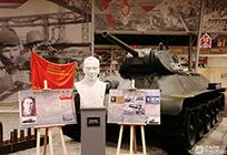 Узнать историю создания легендарного танка Т-34можно навыставке в«Патриоте»