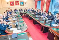 Районный Совет депутатов утвердил 5новых членов Молодежного парламента