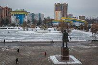 Главную елку Одинцовского района впервые установят «на воде»