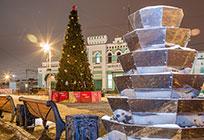 Более 350 различных мероприятий запланировано вОдинцовском районе нановогодние ирождественские праздники