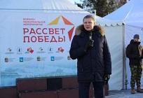 Более 3000 человек посетило реконструкцию «Рассвет Победы» вселе Иславское Одинцовского района