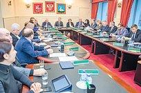 ВОдинцовском районе утвердили бюджет на2019 иплановый период 2020-21годов