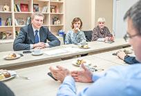 Глава Одинцовского района поздравил Одинцовские СМИ спрофессиональным праздником