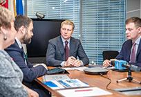 Андрей Иванов поручил Управлению ЖКХ выработать системный подход поуборке парковок Одинцово отснега