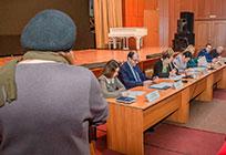 ВОдинцово прошло первое заседание комиссии поработе сдолжниками в2019 году