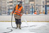 Андрей Иванов поручил доработать ситуацию схоккейными площадками вОдинцовском районе