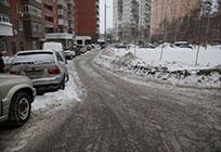 Андрей Иванов поручил Управлению ЖКХ перестроить график уборки снега вОдинцово