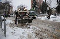 Более 52тысяч кубометров снега вывезли замесяц савтомобильных дорог Одинцовского района