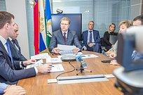 Андрей Иванов поручил главам поселений разобраться сотложенными обращениями всистеме «Добродел»
