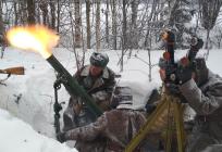 Реконструкцию боя времен Великой Отечественной провели вКубинке