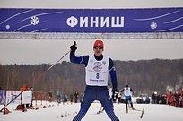 Житель Одинцовского района стал победителем Всероссийской гонки «Лыжня России»