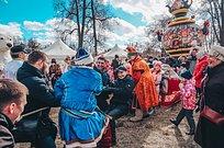 Более 1500 человек стали гостями Масленичных гуляний вГолицыно