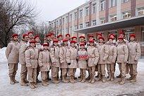 Ряды «Юнармии» пополнили 25школьников изОдинцовского района