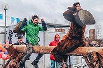 Открытое первенство Одинцовского района побоям набревне прошло вГолицыно