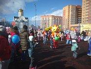 Более 400 человек стали участниками весеннего праздника вЛесном городке