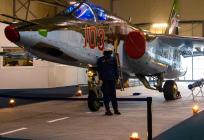 Экспозицию парка «Патриот» пополнил новый экспонат— штурмовик Су-25