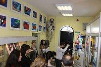 Выставка работ участников конкурса «Космические фантазии» открылась вОдинцово