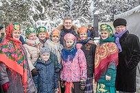 Более 40тысяч жителей посетят масленичные гуляния вОдинцовском районе иЗвенигороде