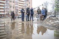 Андрей Иванов поручил мэрии Одинцово иблоку ЖКХ сформировать карту подтоплений
